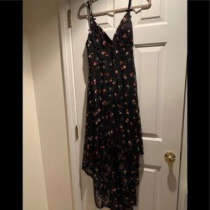 NWT - Disney princess lace spaghetti strap dress.